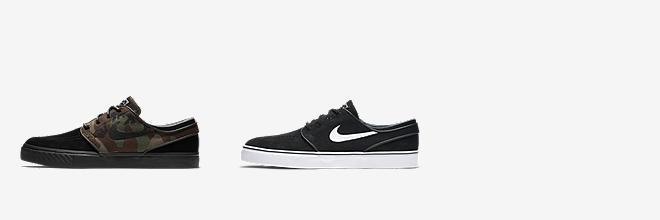NIKE Hyperfeel Janoski Black/White 40 43 scarpa da skate