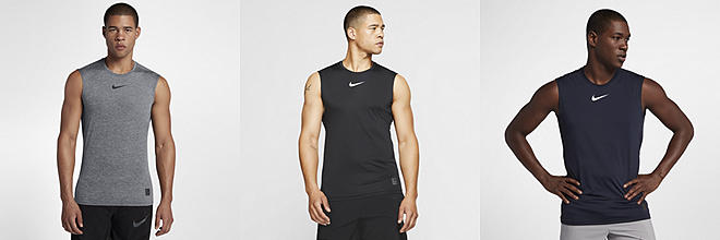 62bb41eb2 Men's big and tall Nike Pro Compression Shirts. Nike.com