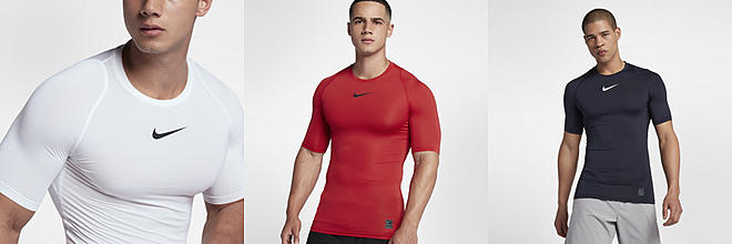 606a08e3 Men's Nike Pro Compression Tops. Nike.com NZ.