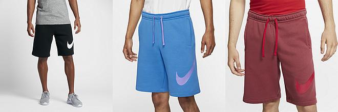 107a8970f5 Fleece Lifestyle Shorts. Nike.com