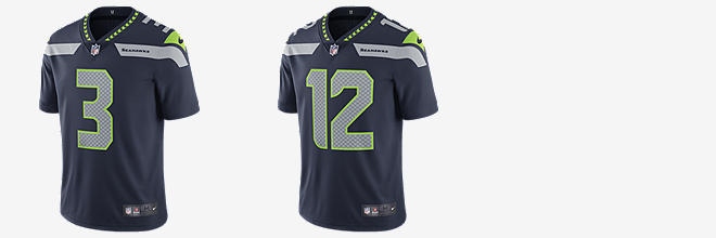 6d5b9325a Seattle Seahawks Jerseys