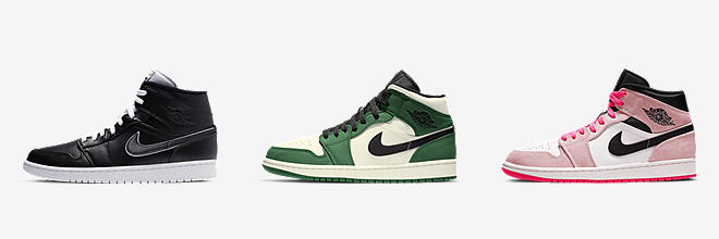 premium selection ca128 b9844 Air Jordan 1 Mid. Men s Shoe.  110. Prev