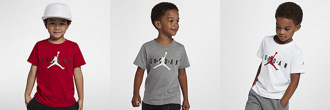 88a4d7e2a2520e Girls  Jordan Lifestyle Graphic T-Shirts. Nike.com
