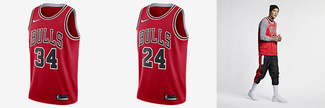big sale 719a7 b41ee Chicago Bulls Jerseys   Gear. Nike.com