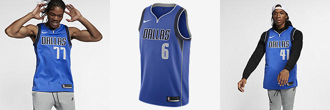 newest collection 55b73 09be9 Men's Dallas Mavericks Tops & T-Shirts. Nike.com
