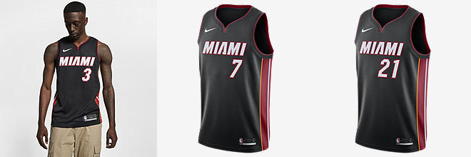e4227be5904 Miami Heat Jerseys   Gear. Nike.com