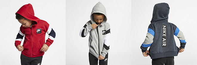 d23f279ded16 Prev. Next. 3 Colors. Nike Air. Little Kids  Hoodie