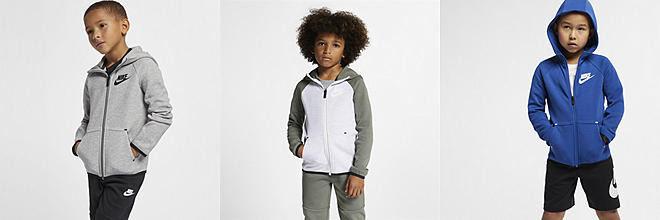 c2797140f6ca26 Prev. Next. 3 Colors. Nike Sportswear Tech Fleece. Little Kids  Hoodie