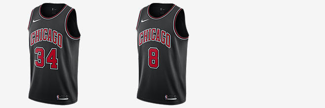 edec2b25d24 Chicago Bulls Jerseys   Gear. Nike.com