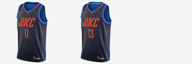 0058b2254 Next. 2 Players Available. Russell Westbrook Statement Edition Swingman (Oklahoma  City Thunder). Men's Nike NBA Connected Jersey