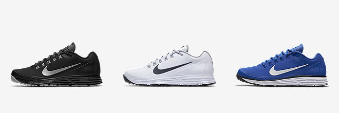 Men's Nike Lunarlon Baseball & Softball Shoes (3)