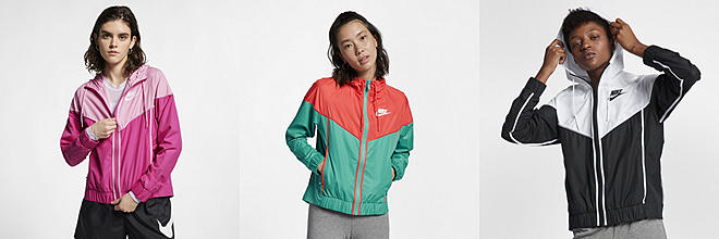 66450a438 Chaquetas y chalecos (315). Layer up in Nike ...