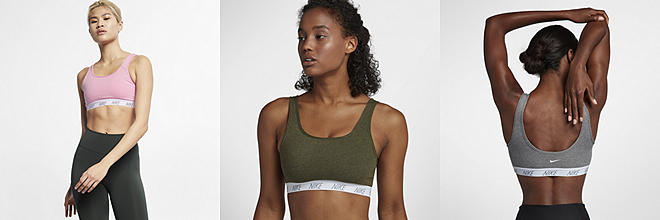 61814e8a5379b Nike Flyknit Indy. Women s Medium-Support Sports Bra. 60 €. Prev