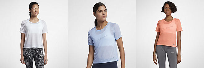 Women S Short Sleeve Shirts Nike Com