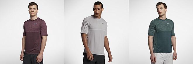 Nike Dri-FIT Miler. Men's Short Sleeve Running Top. $35. Prev