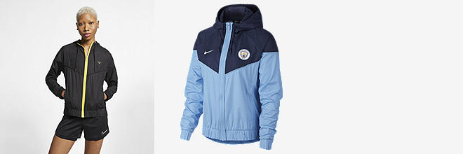 825b1725 Prev. Next. 2 Colours. Manchester City FC Windrunner. Women's Jacket