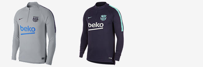 FC Barcelona Manga larga camisas. Nike.com ES. b779763bf93