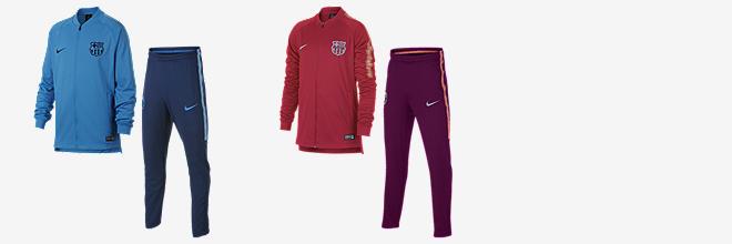 Prev. Next. 2 Colores. FC Barcelona Dri-FIT Squad. Chándal de fútbol ... b1917624d72