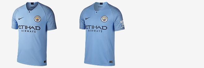 98722bffc84 Next. 2 Colours. 2018 19 Manchester City FC Stadium Home. Men s Football  Shirt