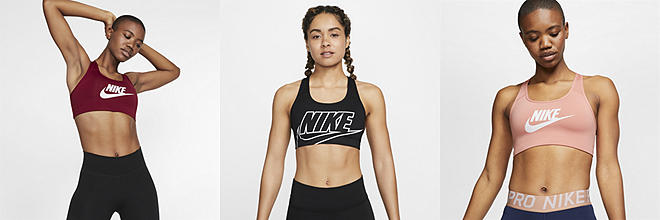 dfd5a791cb89f Nike. Women's Medium-Support Sports Bra. ₪ 149.90. Prev