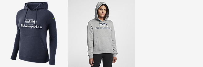 684a00653 Prev. Next. 2 Colors. Nike Club Fleece (NFL Seahawks). Women's Fleece Pullover  Hoodie