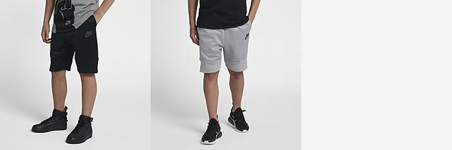 Prev. Next. 2 Colores. Nike Sportswear Tech Fleece. Pantalón corto - Niño