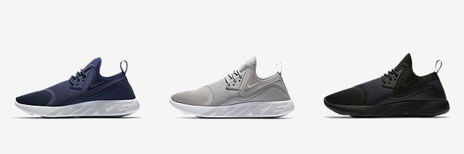 Comfortable 233252 Nike Lunarelite 2 Women Grey White Royal Shoes