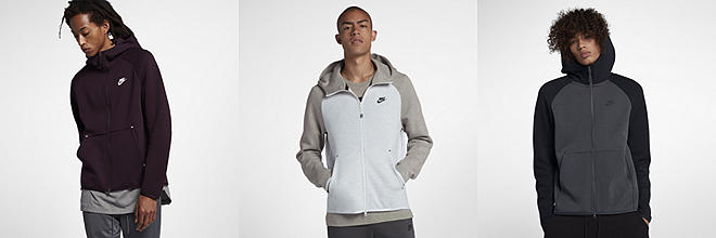 05944c77345e6 Next. 3 Colores. Nike Sportswear Tech Fleece. Sudadera con capucha ...
