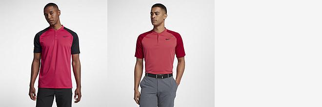 Prev. Next. 2 Colores. Nike Dri-FIT Momentum. Polo de golf con ajuste  estándar para hombre b1f762fcb3f63