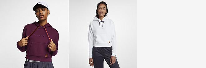 Femme Tennis Sweats à capuche et sweat shirts. LU.