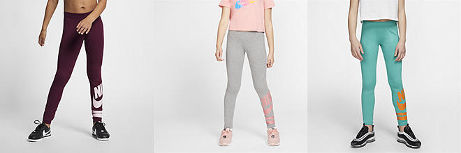 a39ee1d844ab5 Kids' Tights & Leggings. Nike.com