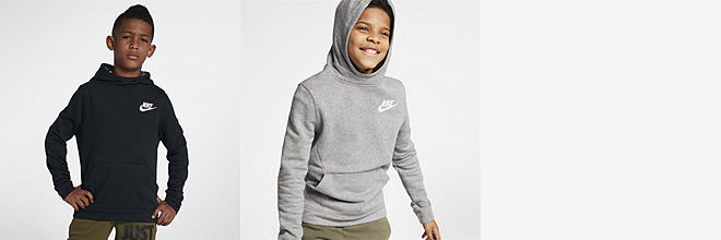 8b71861b677018 Nike Sportswear Club Fleece. Big Kids  (Boys ) Pullover Hoodie.  50. Prev