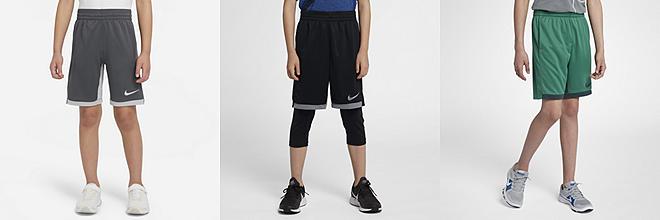 7 Colors. Nike Elite. Big Kids' (Boys') Printed Basketball Shorts. $35. Prev