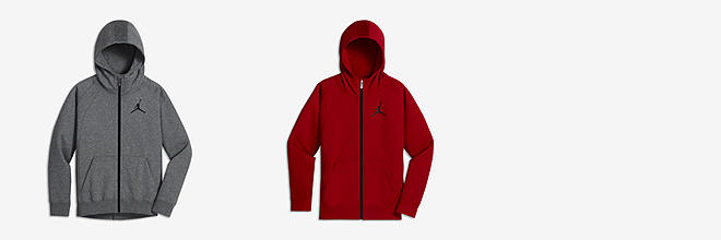 5418abaa74d Next. 2 Colors. Jordan Sportswear Wings. Big Kids  (Boys ) Full-Zip Hoodie