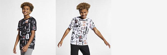 0c9ffcc4 Boys' Jordan Tops & T-Shirts. Nike.com