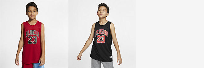 494bd83c4f0993 Prev. Next. 2 Colors. Air Jordan Dri-FIT. Big Kids  (Boys ) Jersey