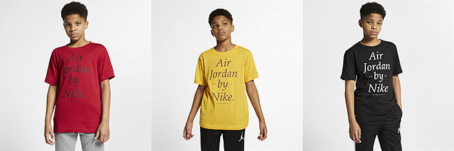 73364b230845 Jordan Jumpman Air. Big Kids  (Boys ) T-Shirt.  25. Prev