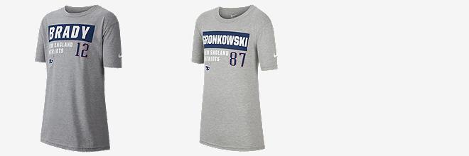 more photos dacf2 e3c46 Boys' New England Patriots Football Tops & T-Shirts. Nike.com