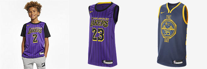 356aa10ae11 Men's NBA T-Shirt. $35. Prev. Next. 5 Players Available. Los Angeles Lakers  ...