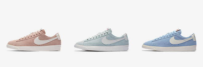 Nike Blazers Low Women Shoes Coral 0nrXn