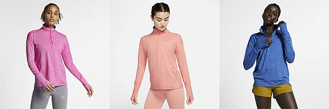 f3596f54 Nike Dri-FIT. Women's Long-Sleeve Yoga Training Top. $65. Prev