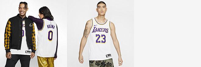 Kobe Bryant Lakers Association Edition Nike NBA Swingman