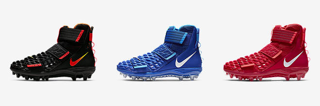 official photos 27320 9d057 Men s Football Cleats. Nike.com
