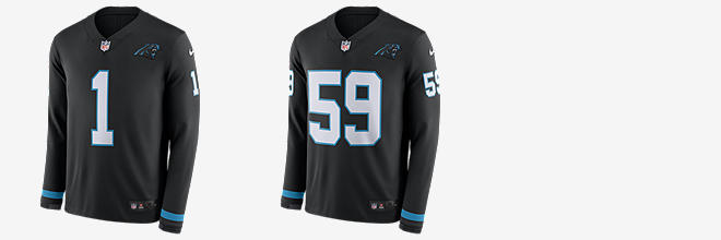 size 40 3cacc ad4fd Carolina Panthers Jerseys, Apparel   Gear. Nike.com