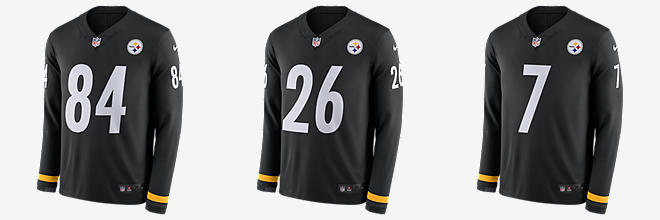 Prev. Next. 3 Players Available. NFL Pittsburgh Steelers Jersey ... d450d0c42e