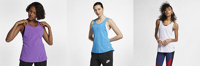 cf536e3aa27 Women s Tank Tops   Sleeveless Shirts. Nike.com