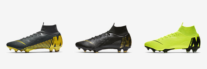 huge discount 25f88 196e6 Mercurial Cleats  Shoes. Nike.com