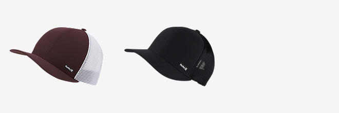 3bb50e8ff Men's Hurley Dri-FIT Hats, Visors & Headbands. Nike.com