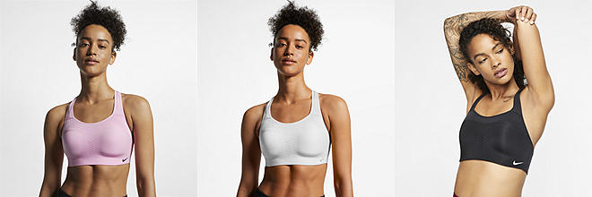 0cdd1955e6d28 Nike Breathe. Women s Medium Support Sports Bra.  40. Prev