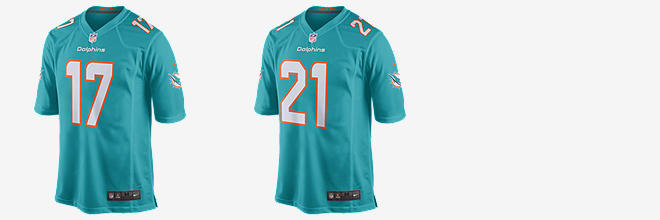 Miami Dolphins Tops   T-Shirts. Nike.com 63477cff9